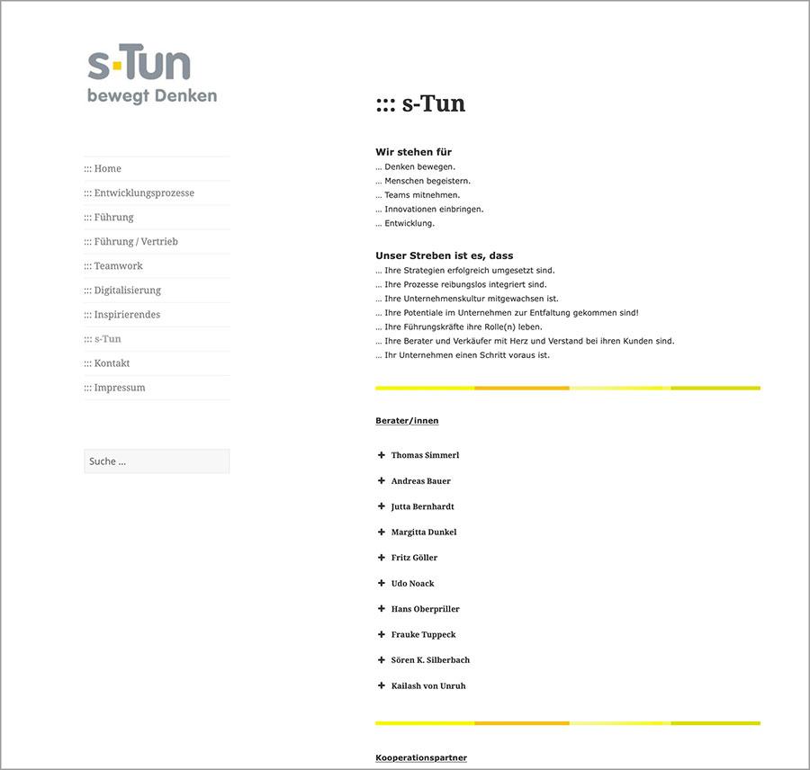 s-Tun